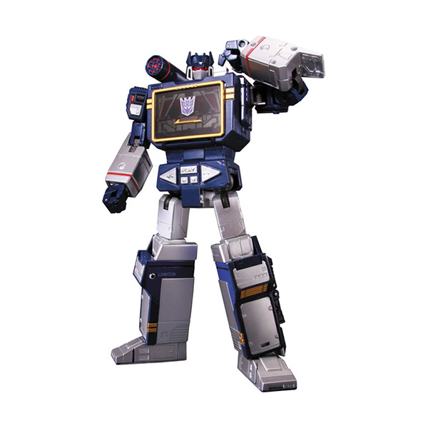 【再販】トランスフォーマー マスターピース『MP-13 サウンドウェーブ』可変可動フィギュア