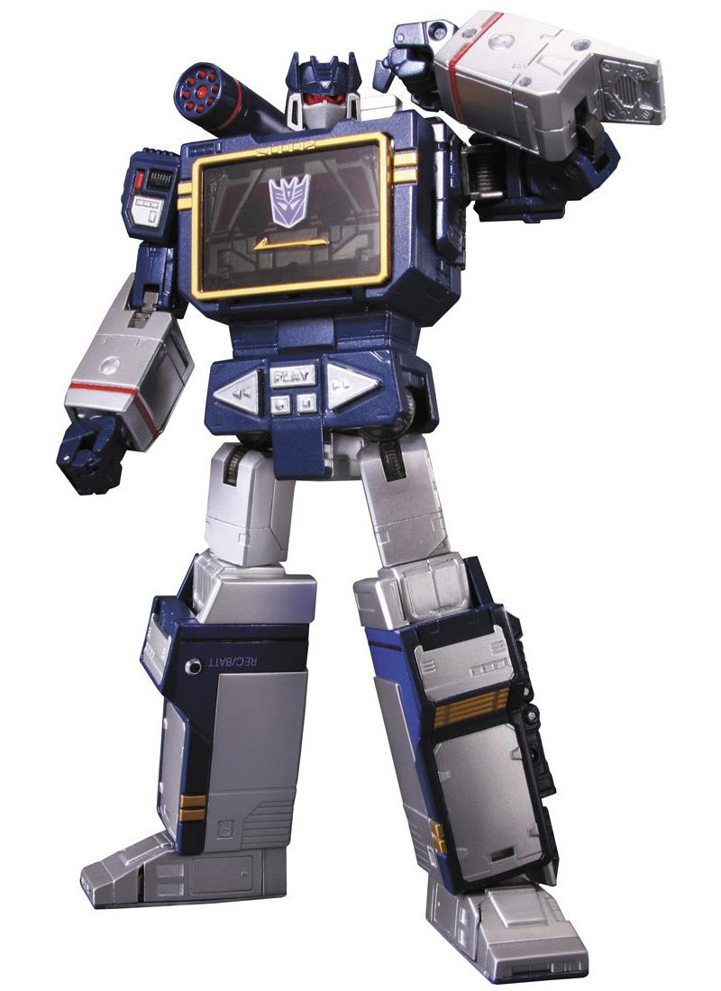 【再販】トランスフォーマー マスターピース『MP-13 サウンドウェーブ』可変可動フィギュア-001