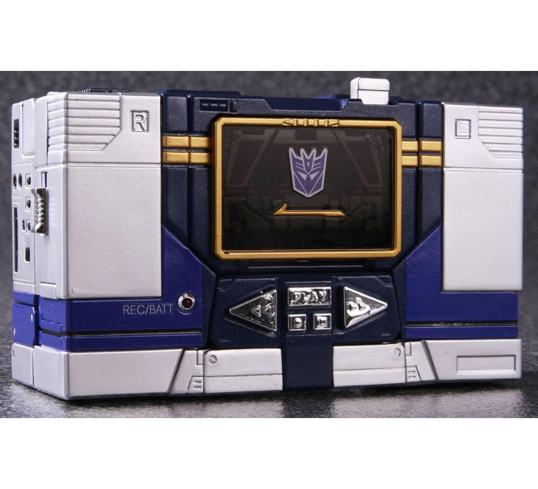 【再販】トランスフォーマー マスターピース『MP-13 サウンドウェーブ』可変可動フィギュア-004