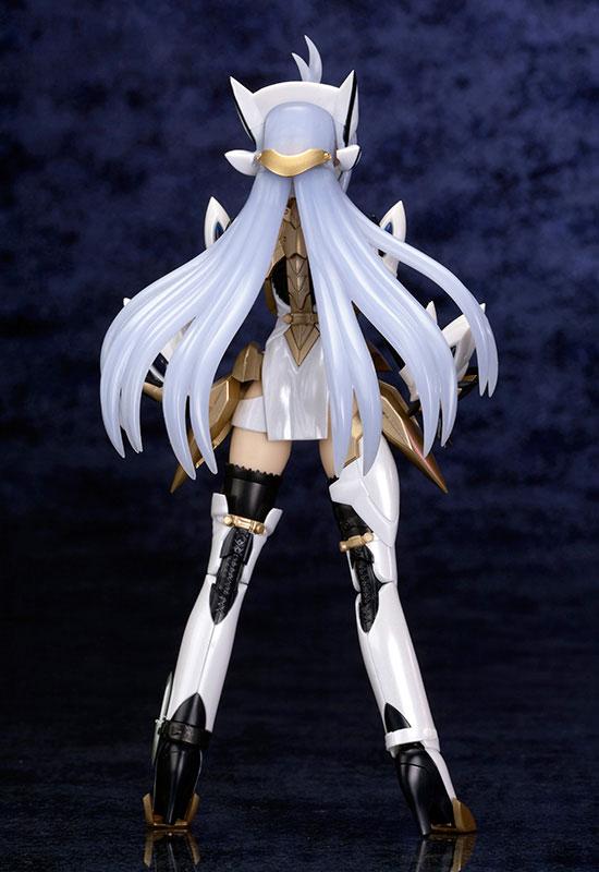 【再販】ゼノサーガIII『KOS-MOS(コスモス)Ver.4 エクストラコーティングエディション』1/12 プラモデル-004
