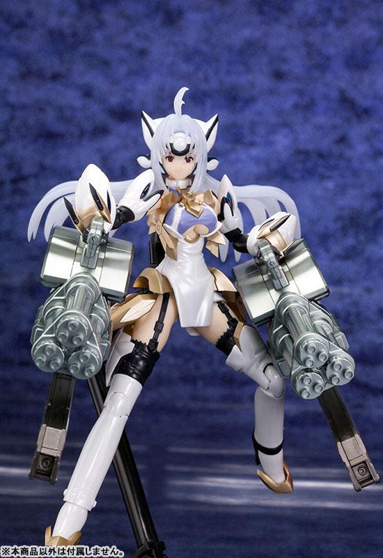【再販】ゼノサーガIII『KOS-MOS(コスモス)Ver.4 エクストラコーティングエディション』1/12 プラモデル-008
