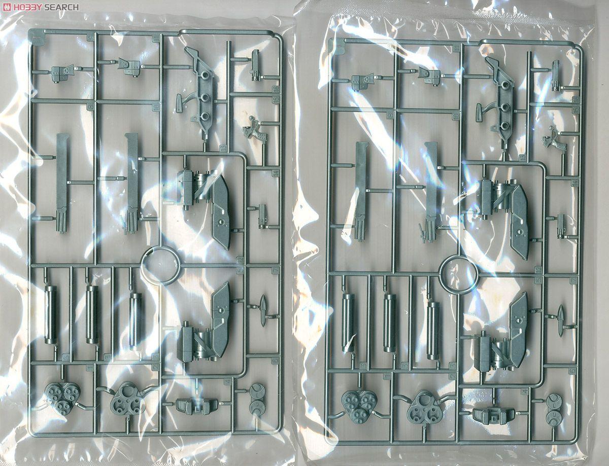 【再販】ゼノサーガIII『KOS-MOS(コスモス)Ver.4 エクストラコーティングエディション』1/12 プラモデル-025