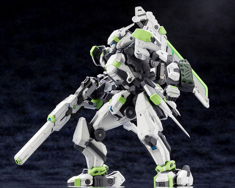 ボーダーブレイク『輝星・空式』1/35 プラモデル-004