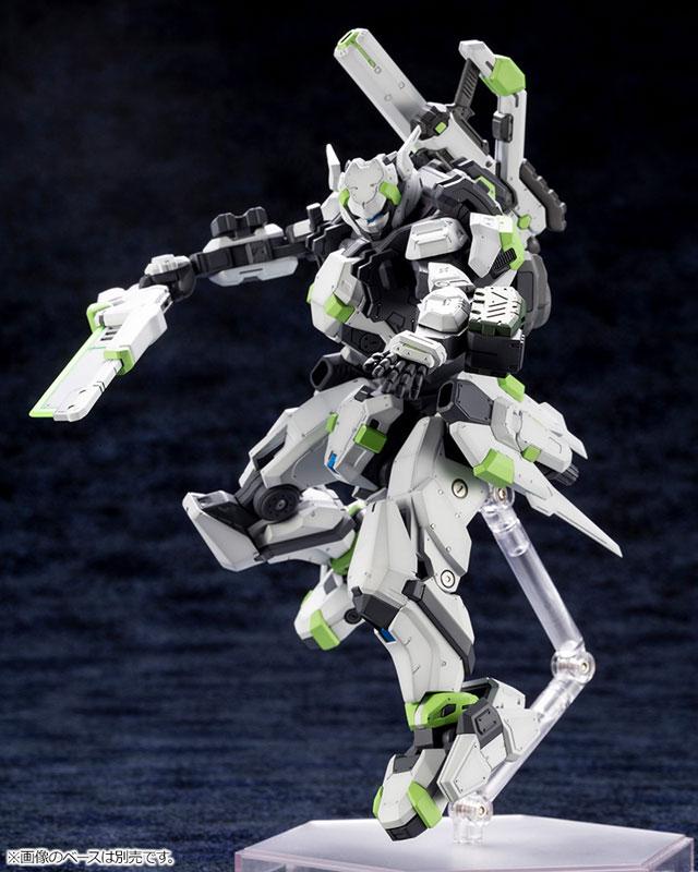 ボーダーブレイク『輝星・空式』1/35 プラモデル-006