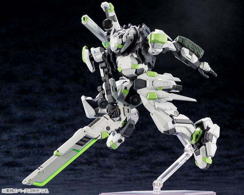 ボーダーブレイク『輝星・空式』1/35 プラモデル-009