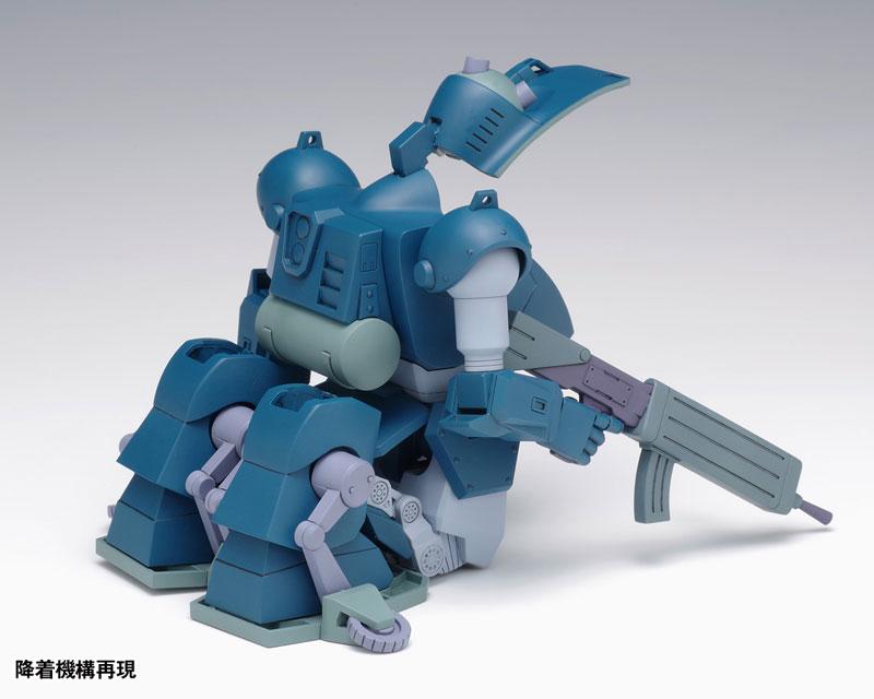 装甲騎兵ボトムズ『ダイビングビートル PS版』1/35 プラモデル-003