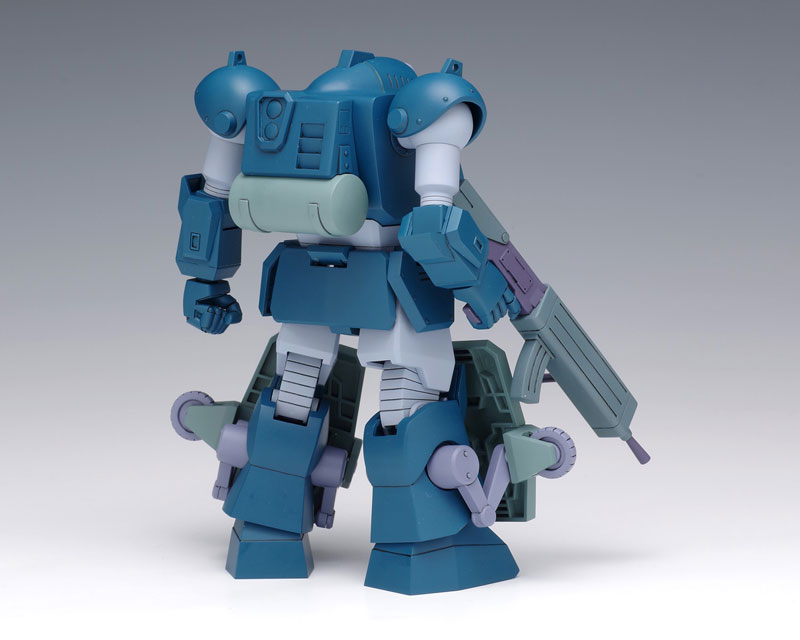 装甲騎兵ボトムズ『ダイビングビートル PS版』1/35 プラモデル-006