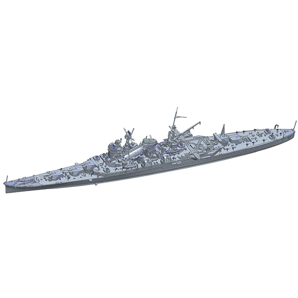 1/700 特シリーズ No.27『日本海軍重巡洋艦 鈴谷(昭和19年/捷一号作戦)』プラモデル