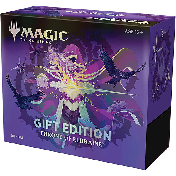 【英語版】MTG『エルドレインの王権 Bundle Gift Edition(英語版のみ)』セット