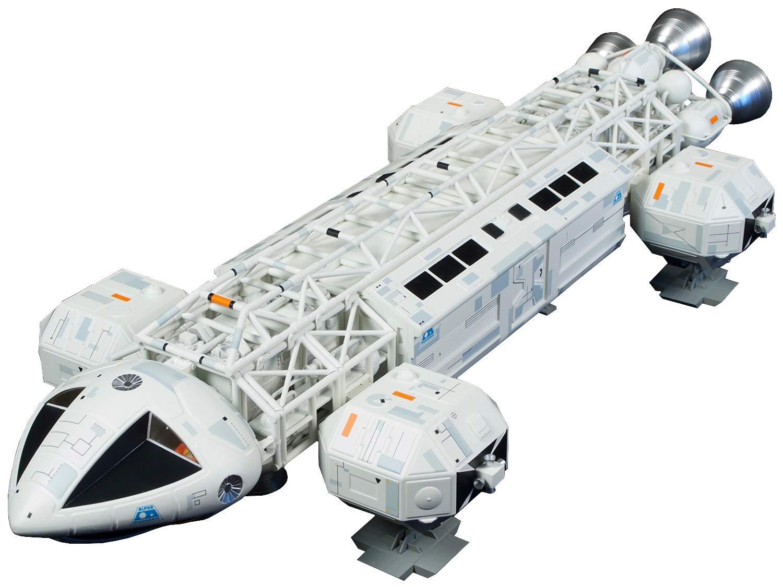 スペース1999『イーグル 2 トランスポーター』1/48 半完成塗装済みキット-001