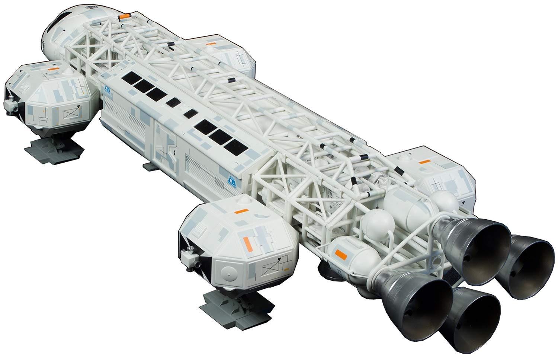 スペース1999『イーグル 2 トランスポーター』1/48 半完成塗装済みキット-002