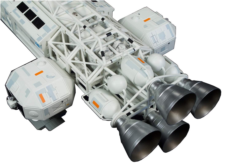 スペース1999『イーグル 2 トランスポーター』1/48 半完成塗装済みキット-005