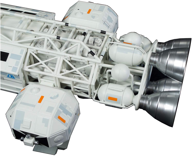 スペース1999『イーグル 2 トランスポーター』1/48 半完成塗装済みキット-006