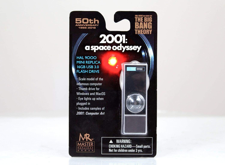 2001年宇宙の旅『HAL9000 MINI USB 3.0 フラッシュメモリー 16GB』1/6 USBメモリ-005