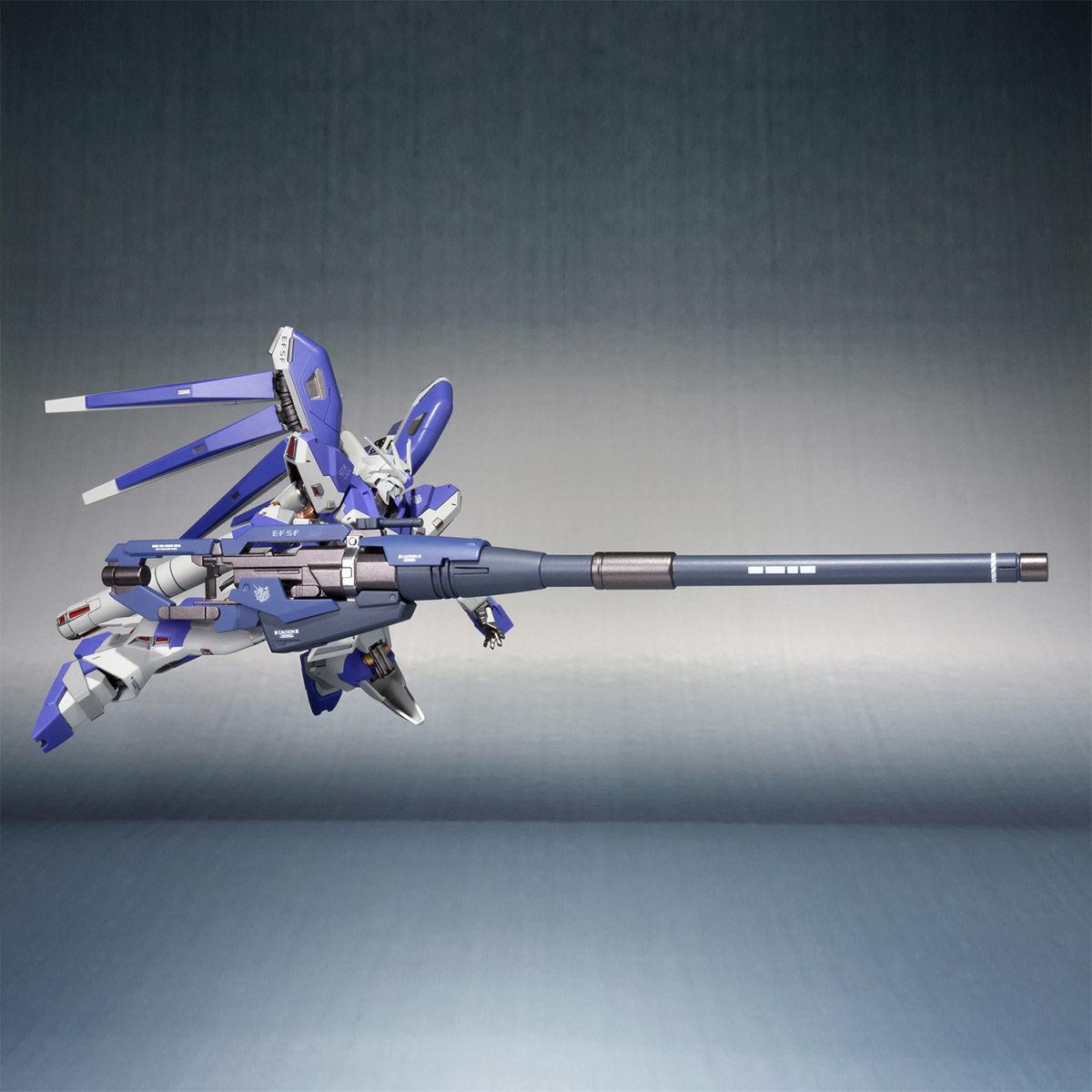 METAL ROBOT魂〈SIDE MS〉『Hi-νガンダム専用ハイパー・メガ・バズーカ・ランチャー』パーツセット-001