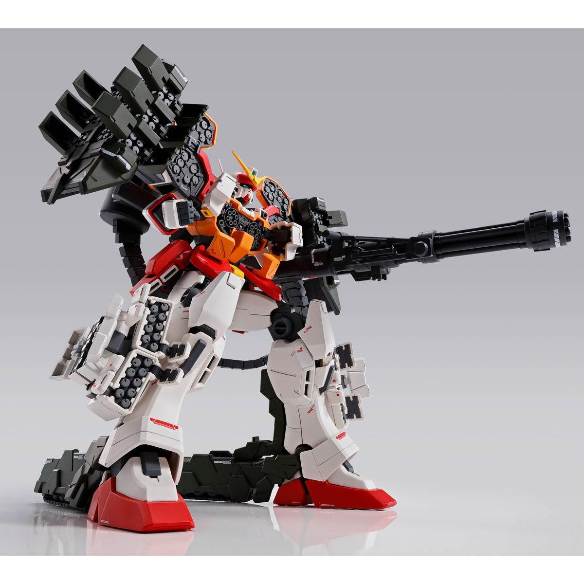【限定販売】MG 1/100『ガンダムヘビーアームズ EW(イーゲル装備)』ガンダムW プラモデル-006