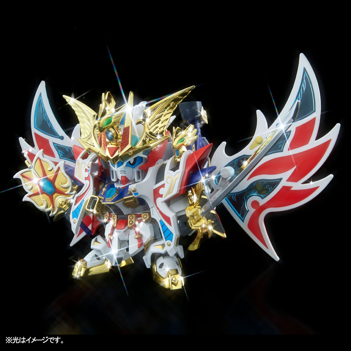 【限定販売】BB戦士 LEGENDBB『新世大将軍』プラモデル-002