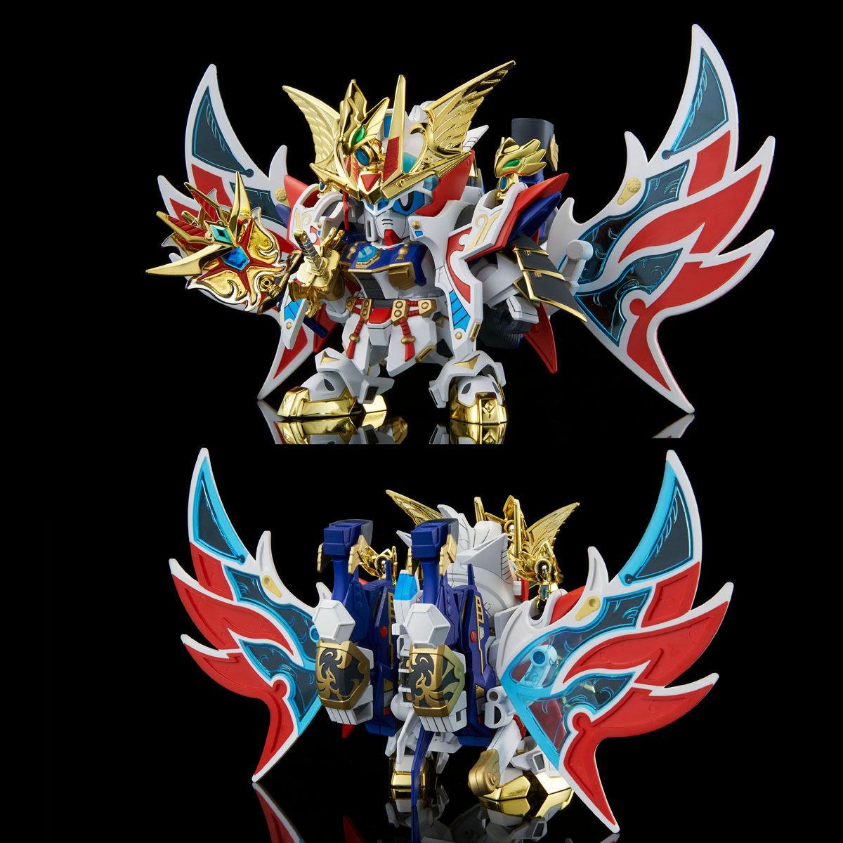 【限定販売】BB戦士 LEGENDBB『新世大将軍』プラモデル-003