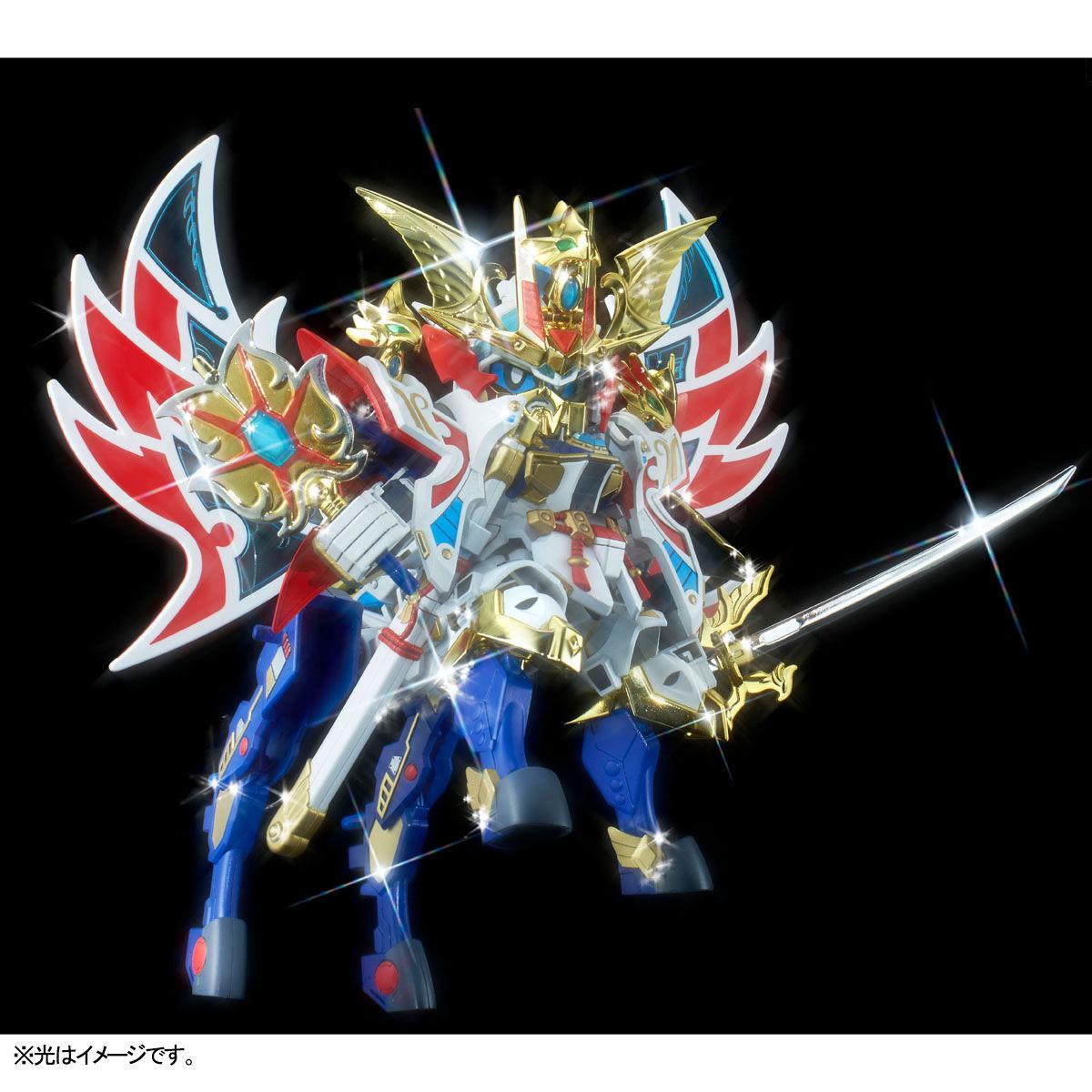 【限定販売】BB戦士 LEGENDBB『新世大将軍』プラモデル-006