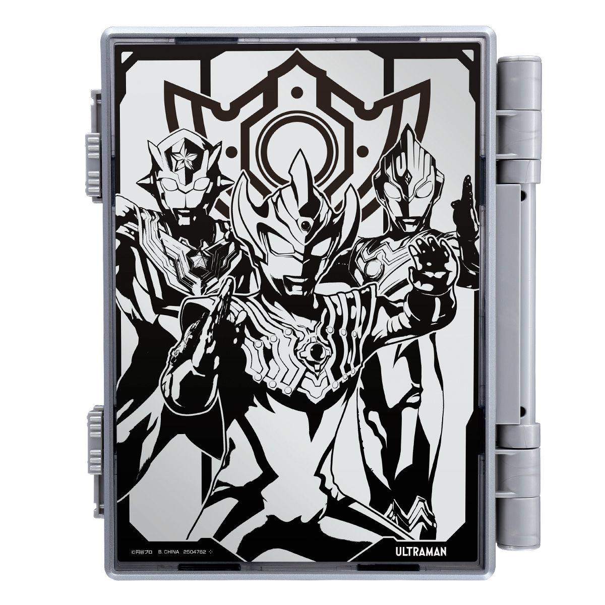 【限定販売】ウルトラマン『アバレンボウル オフィシャルメダルホルダー』ガシャポン-002