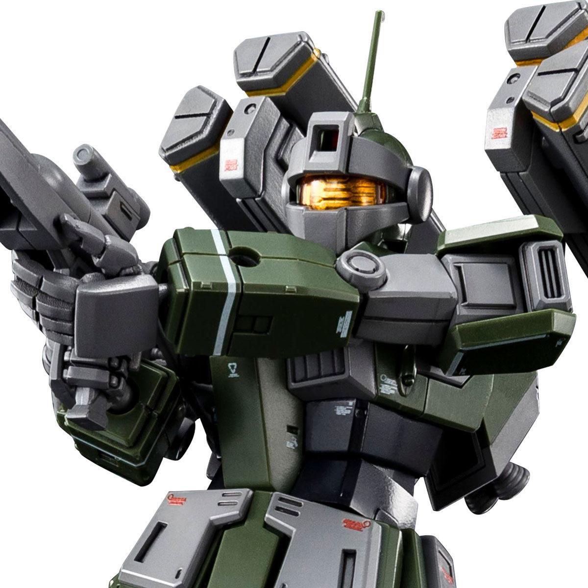 【限定販売】HG 1/144『ジム・スナイパーカスタム(ミサイル・ランチャー装備)』プラモデル-001