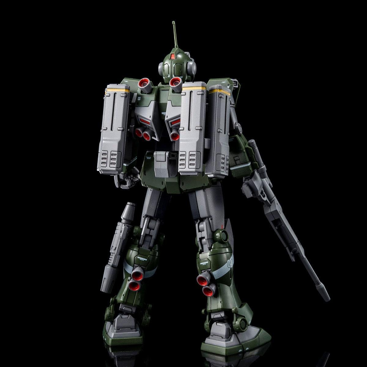【限定販売】HG 1/144『ジム・スナイパーカスタム(ミサイル・ランチャー装備)』プラモデル-003