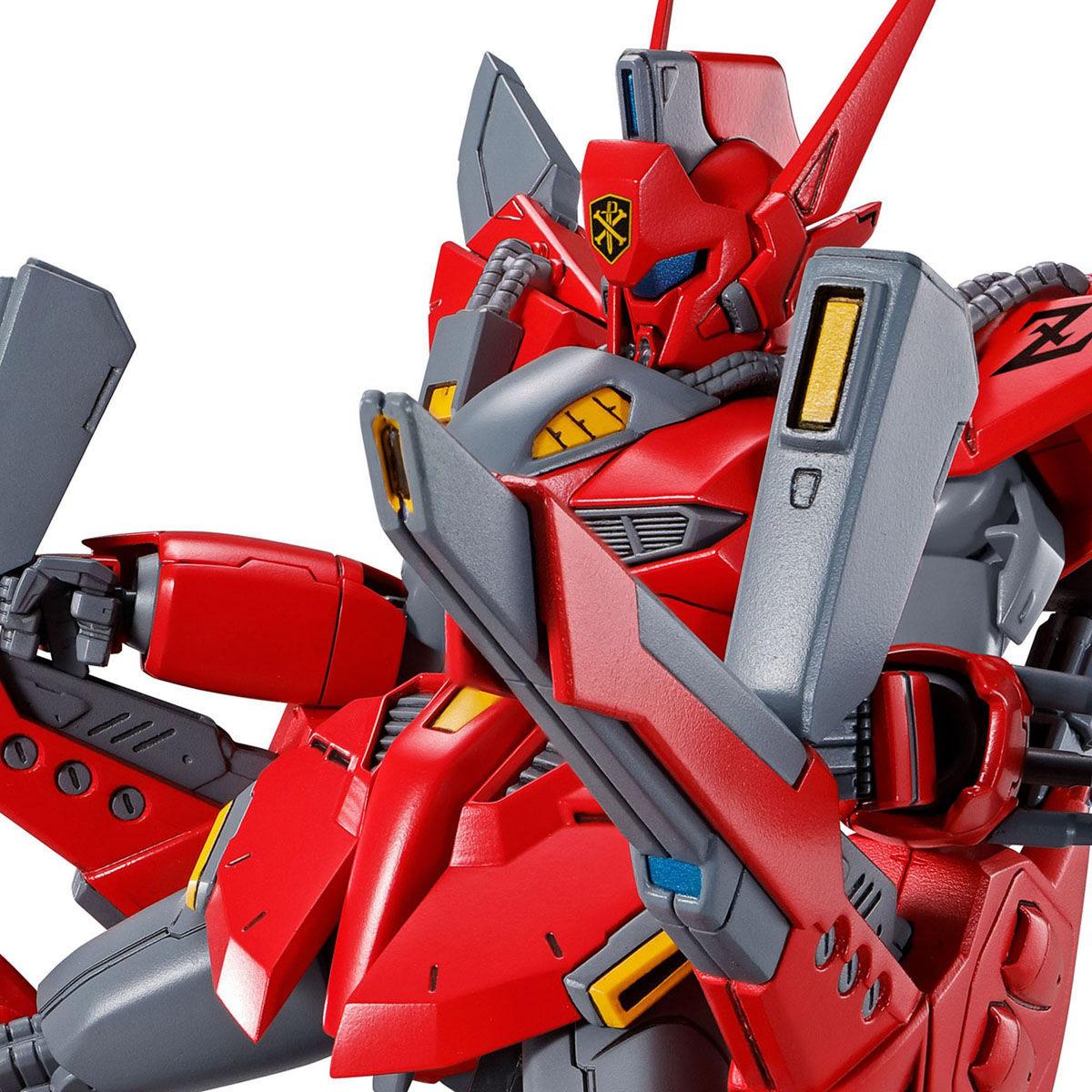 【限定販売】RE/100 1/100『ビギナ・ゼラ』シルエットフォーミュラ91 プラモデル-001