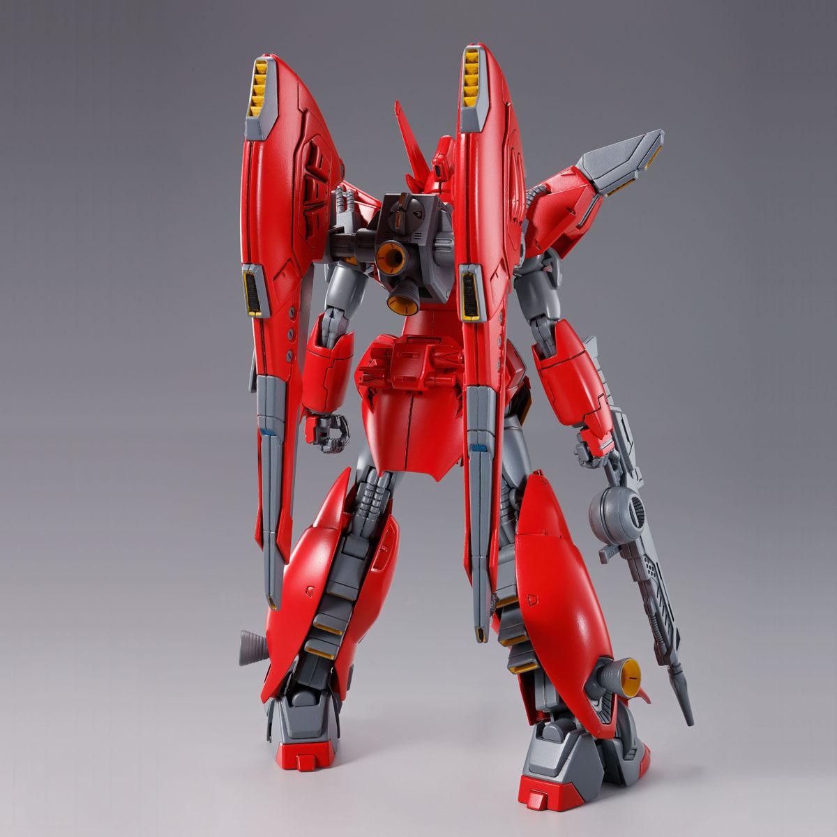 【限定販売】RE/100 1/100『ビギナ・ゼラ』シルエットフォーミュラ91 プラモデル-003