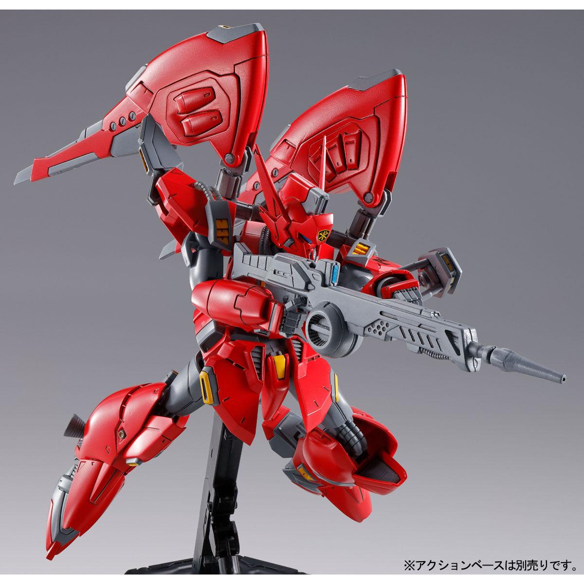 【限定販売】RE/100 1/100『ビギナ・ゼラ』シルエットフォーミュラ91 プラモデル-005
