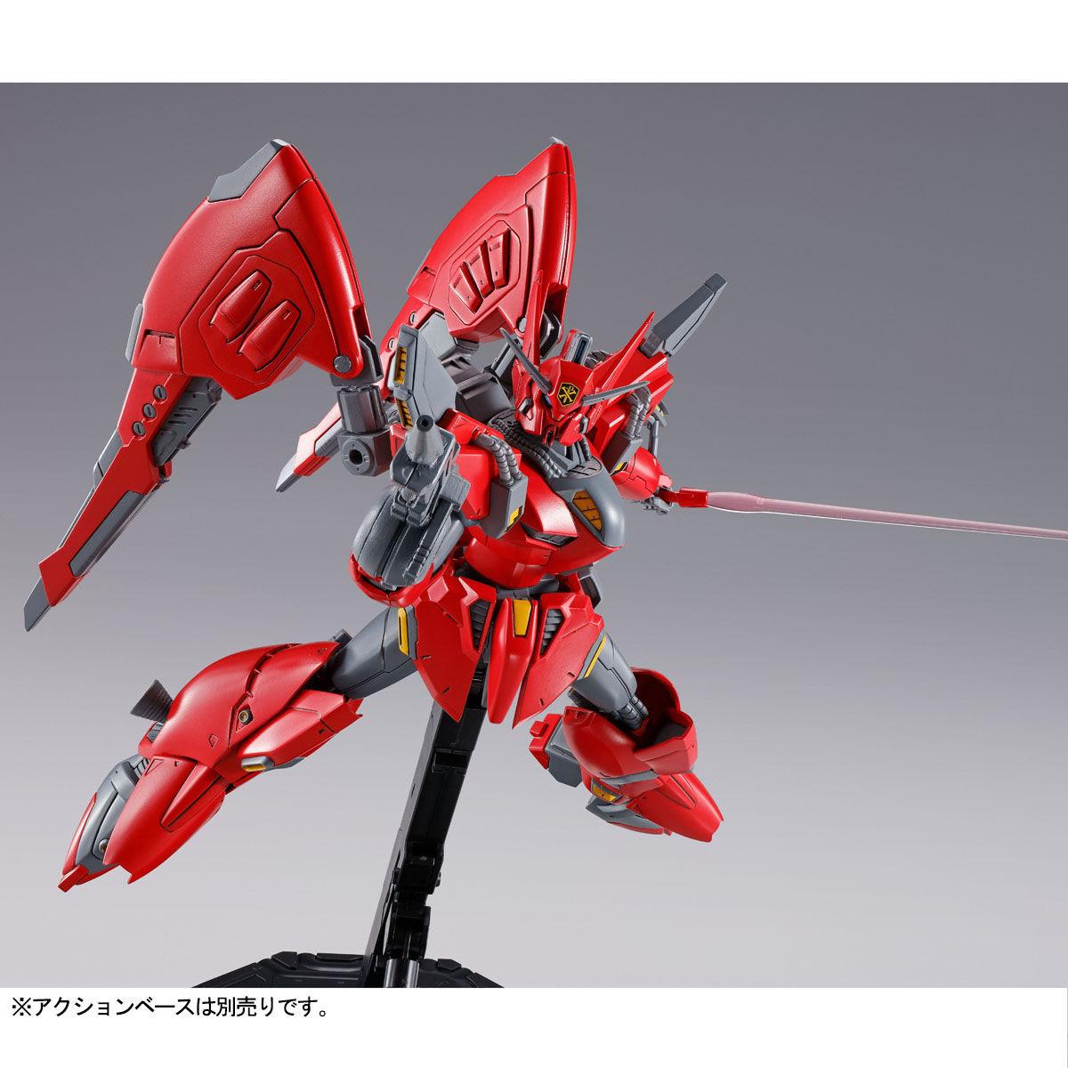 【限定販売】RE/100 1/100『ビギナ・ゼラ』シルエットフォーミュラ91 プラモデル-008
