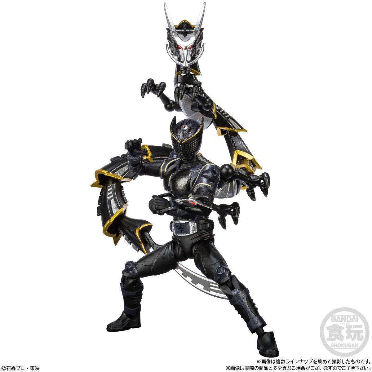 【食玩】SHODO-O『SHODOアウトサイダー 仮面ライダー2』10個入りBOX-007