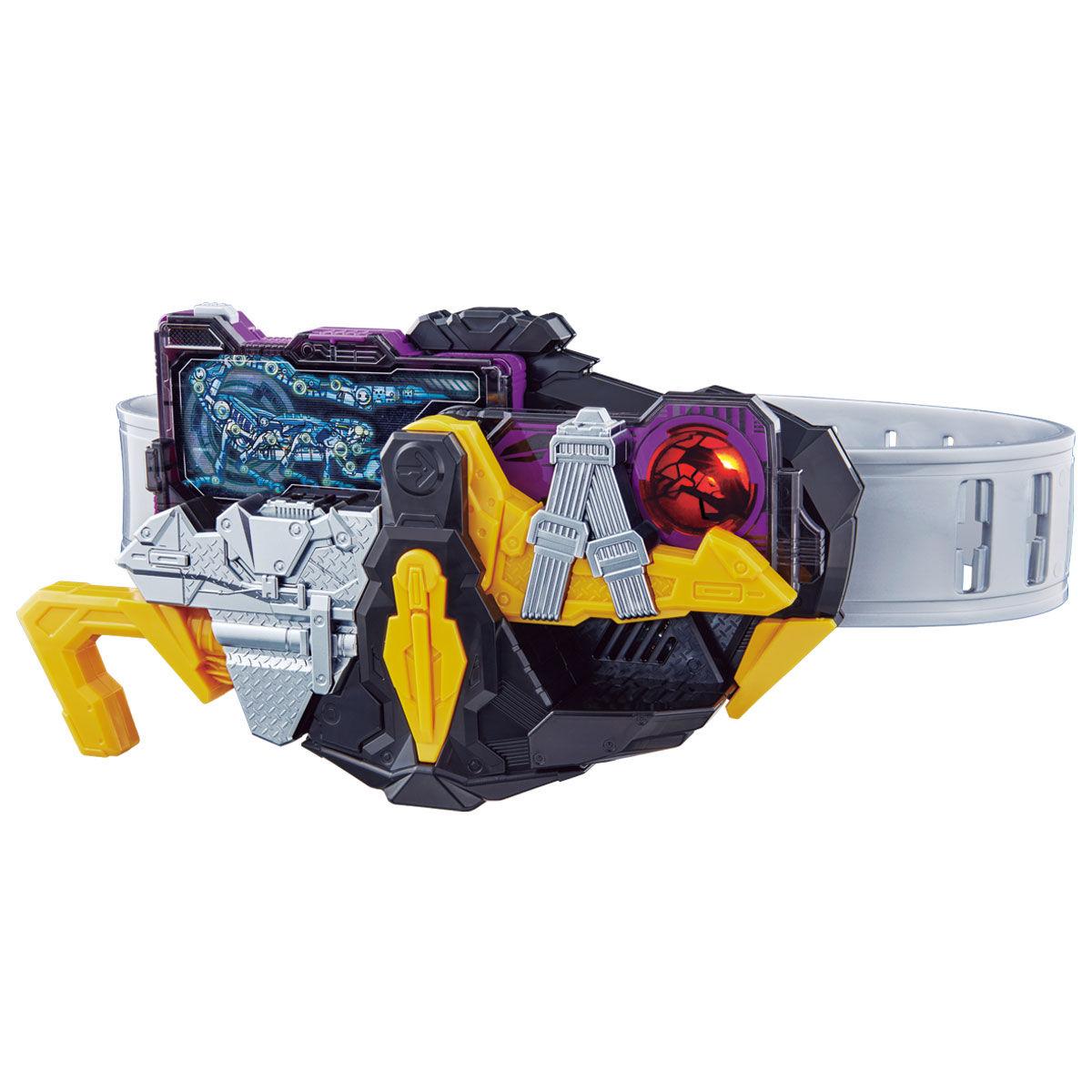 仮面ライダーゼロワン『DX滅亡迅雷フォースライザー』変身ベルト-001
