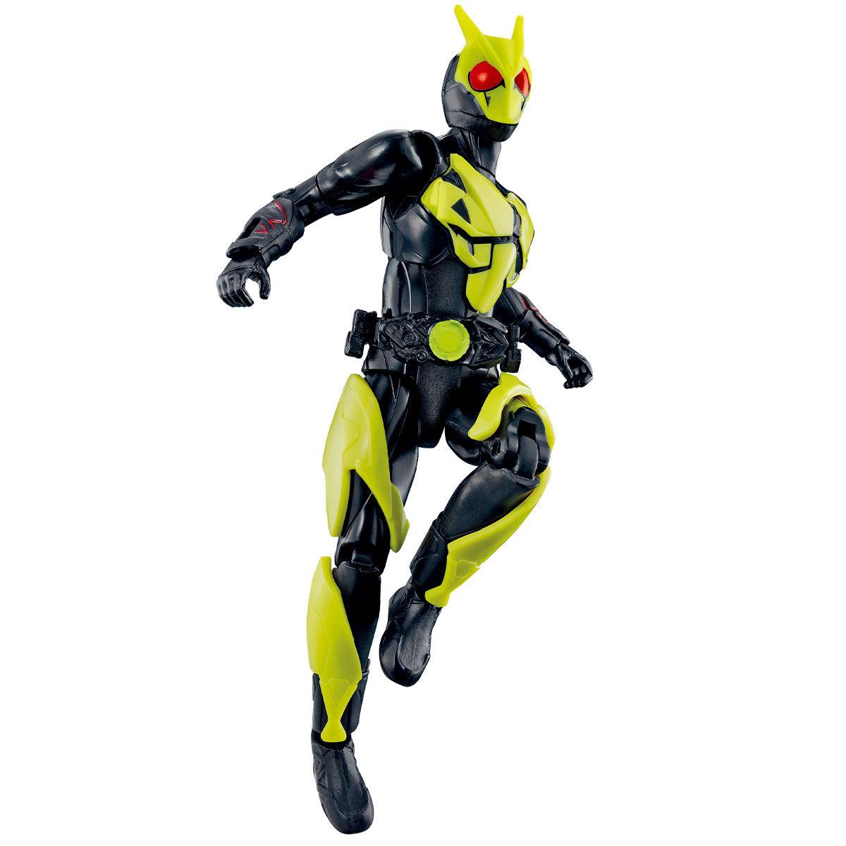 RKF『仮面ライダーゼロワン ハイブリッドライズフィギュア』可動フィギュア-002