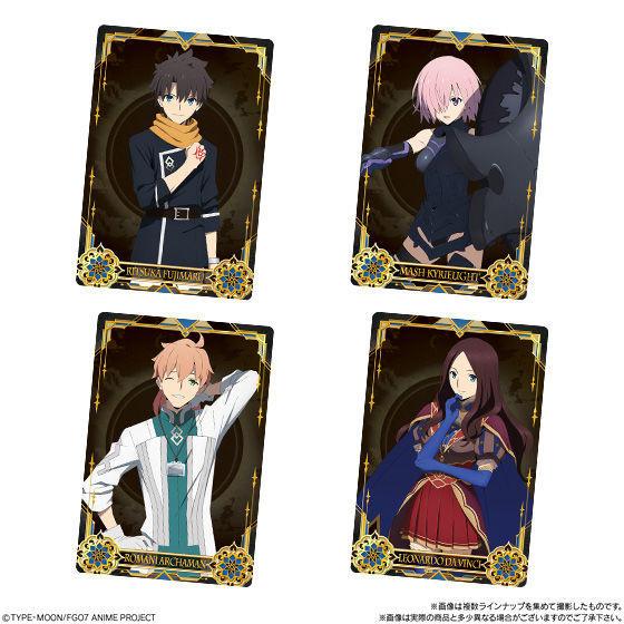 【食玩】『Fate/Grand Order -絶対魔獣戦線バビロニア- ウエハース』20個入りBOX-006