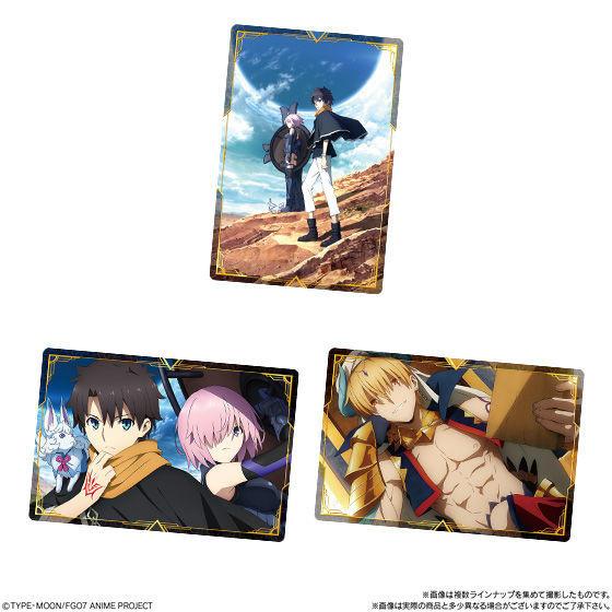 【食玩】『Fate/Grand Order -絶対魔獣戦線バビロニア- ウエハース』20個入りBOX-008