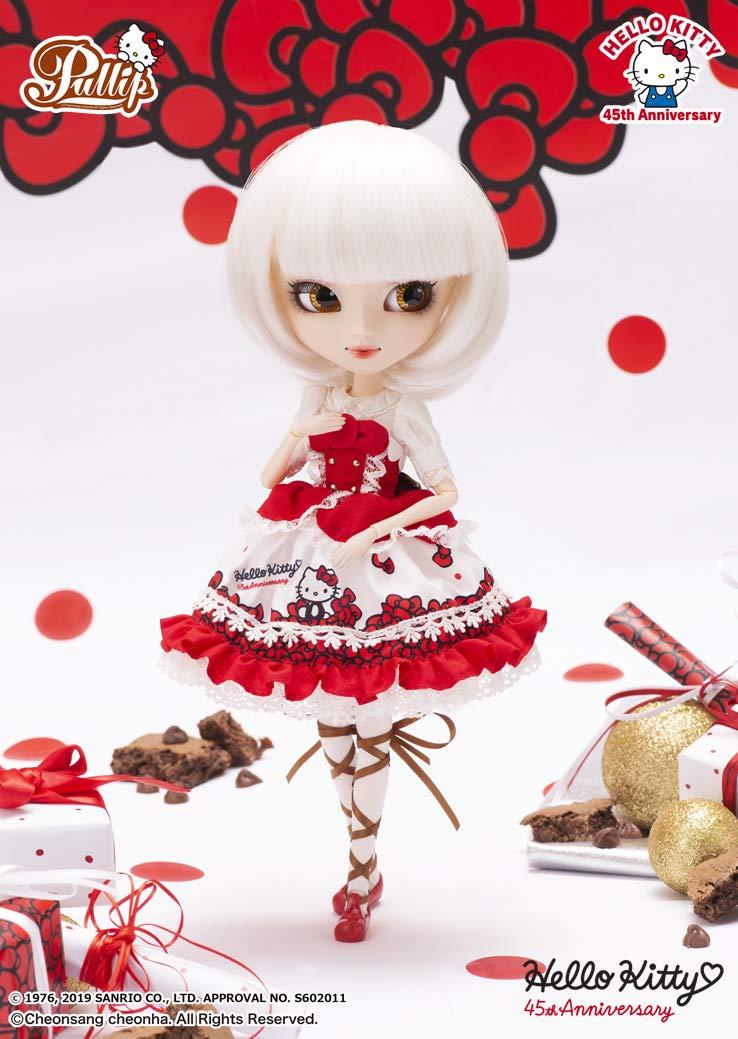 プーリップ Pullip『Hello Kitty★Pullip45th Anniversary ver.(ハローキティ 45th アニバーサリーバージョン)』完成品ドール-001