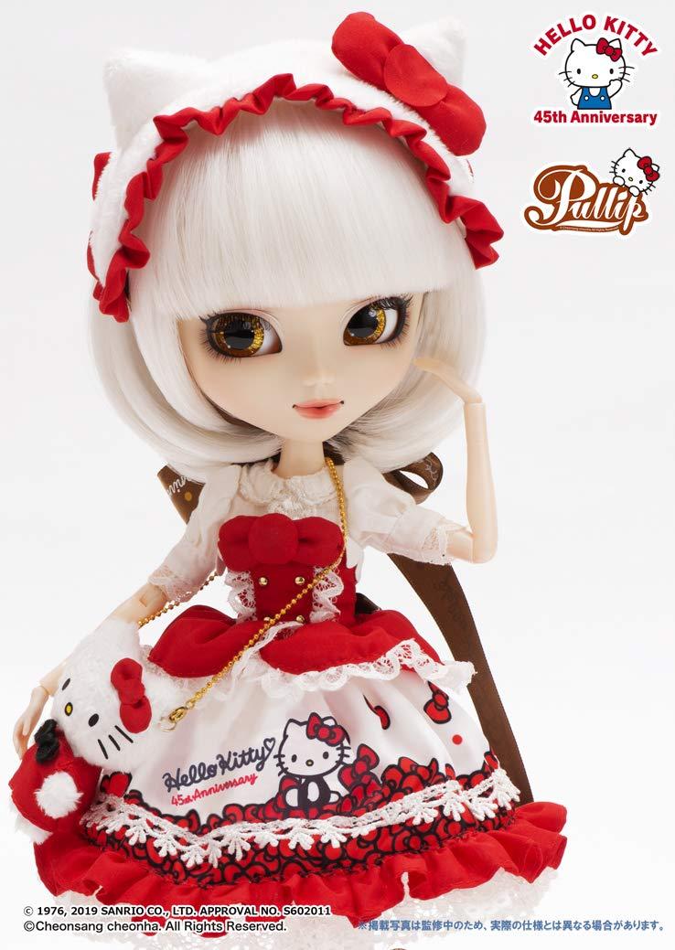 プーリップ Pullip『Hello Kitty★Pullip45th Anniversary ver.(ハローキティ 45th アニバーサリーバージョン)』完成品ドール-005