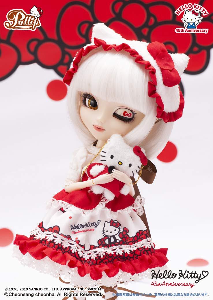 プーリップ Pullip『Hello Kitty★Pullip45th Anniversary ver.(ハローキティ 45th アニバーサリーバージョン)』完成品ドール-006