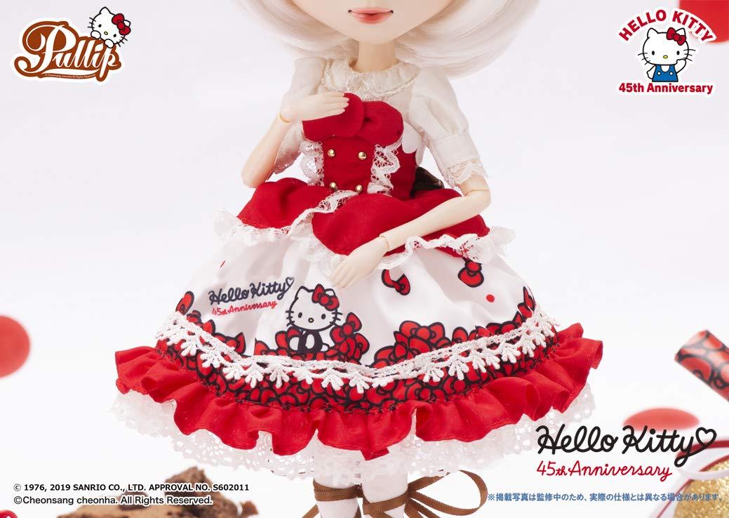 プーリップ Pullip『Hello Kitty★Pullip45th Anniversary ver.(ハローキティ 45th アニバーサリーバージョン)』完成品ドール-007