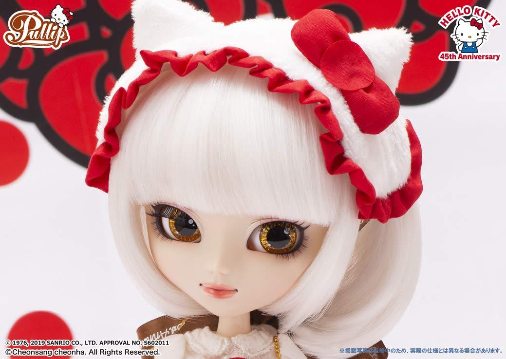 プーリップ Pullip『Hello Kitty★Pullip45th Anniversary ver.(ハローキティ 45th アニバーサリーバージョン)』完成品ドール-009
