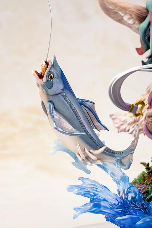 メイドインアビス『ナナチ ~ガンキマス釣り~』完成品フィギュア-017