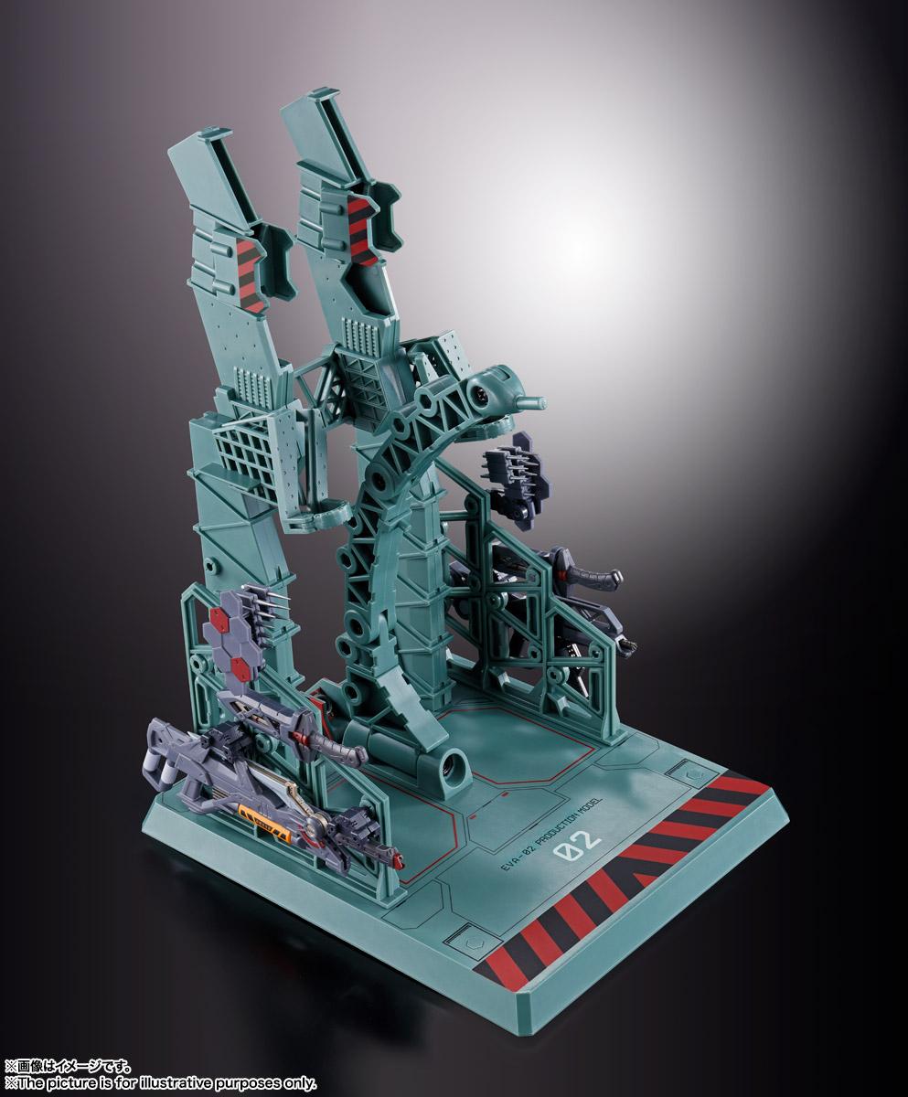 METAL BUILD『エヴァンゲリオン2号機』新世紀エヴァンゲリオン 可動フィギュア-021