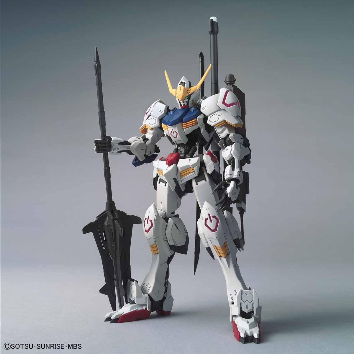 MG 1/100『ガンダムバルバトス』鉄血のオルフェンズ プラモデル-001