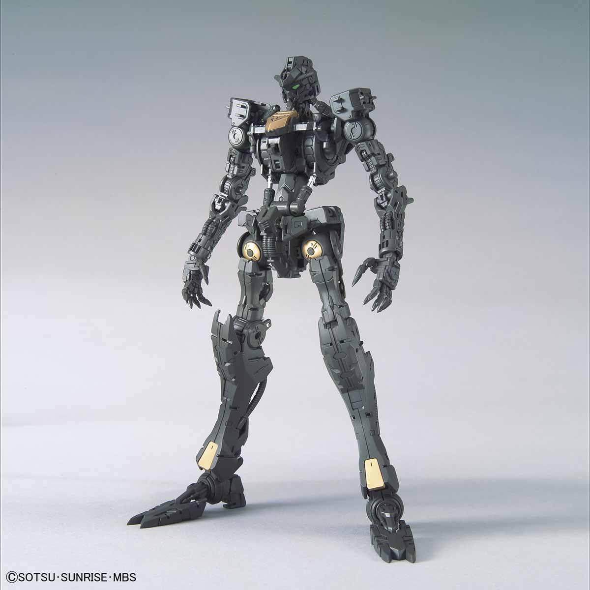 MG 1/100『ガンダムバルバトス』鉄血のオルフェンズ プラモデル-003