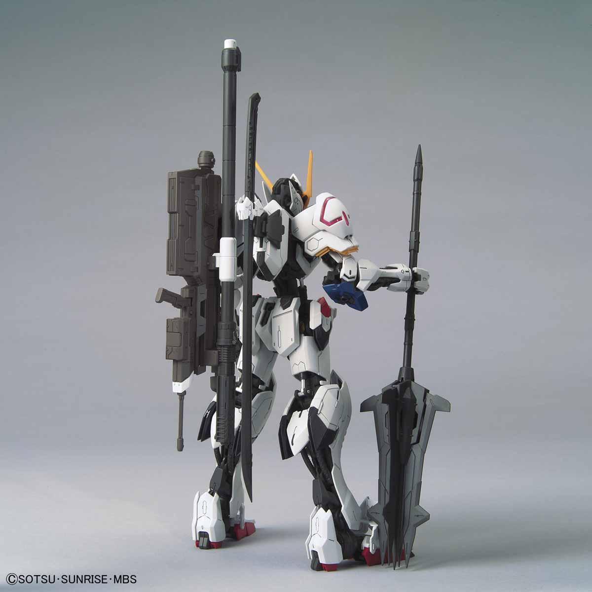 MG 1/100『ガンダムバルバトス』鉄血のオルフェンズ プラモデル-006