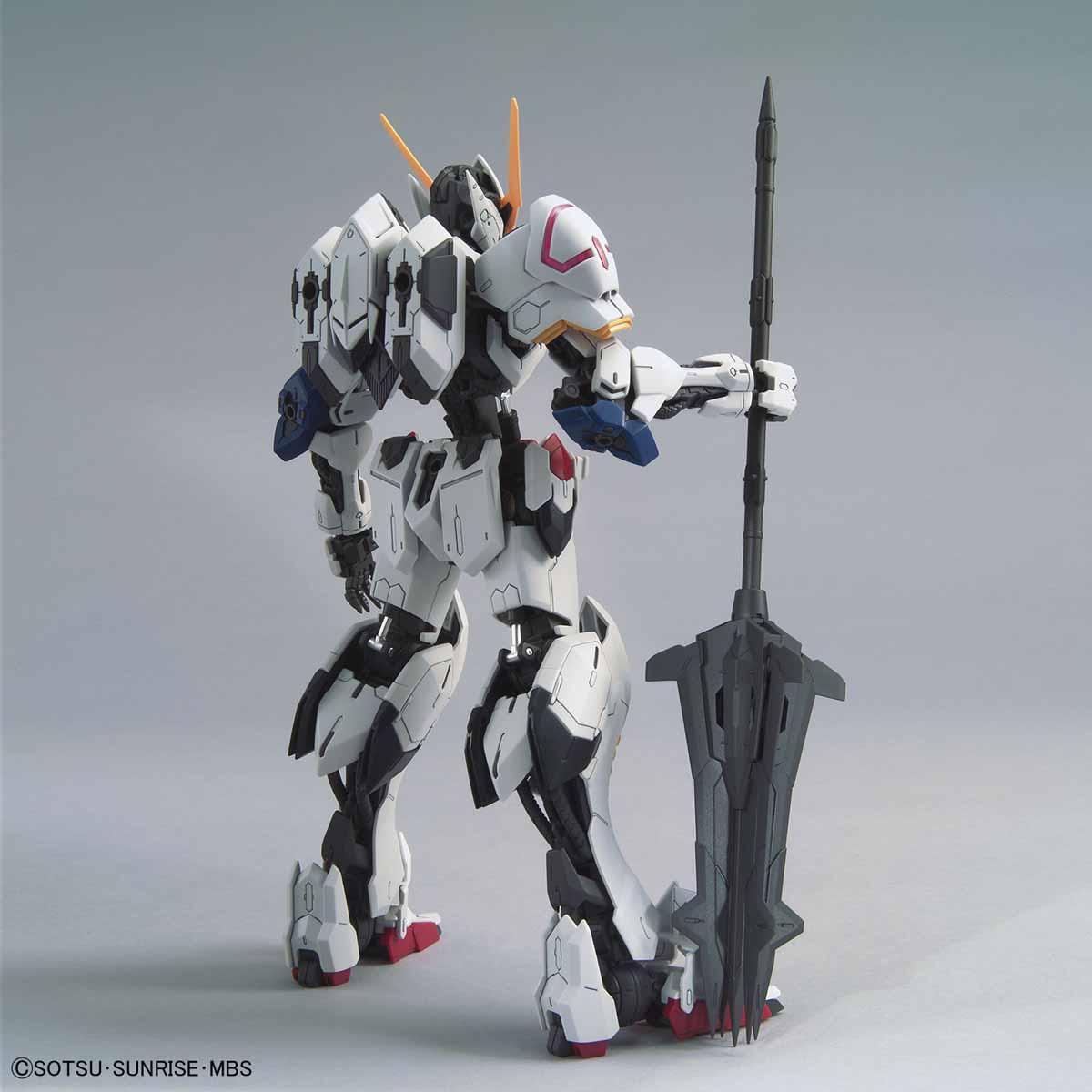 MG 1/100『ガンダムバルバトス』鉄血のオルフェンズ プラモデル-007