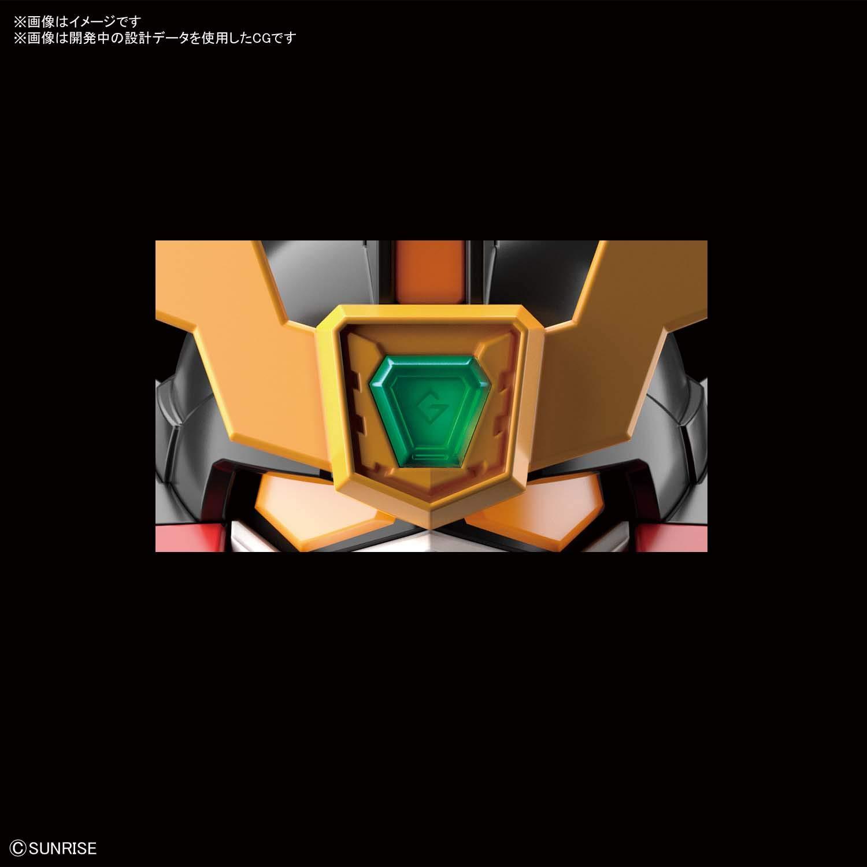 SDクロスシルエット『ガオガイガー』勇者王ガオガイガー プラモデル-006