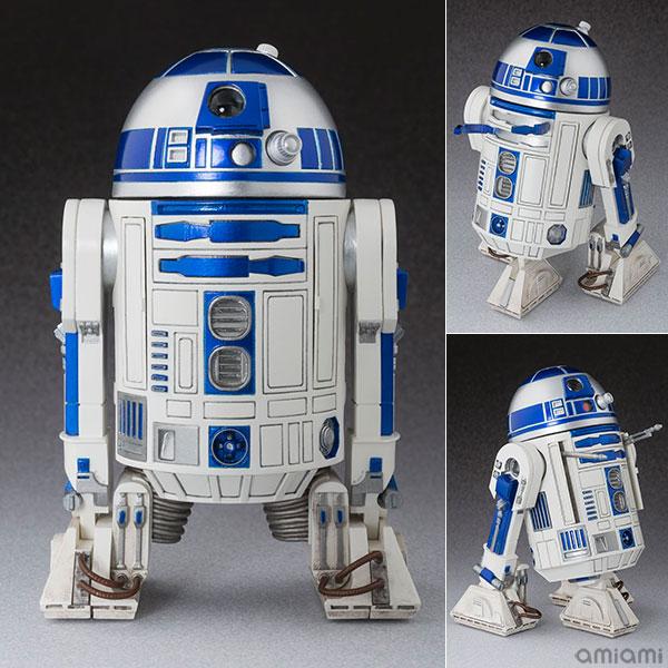 【再販】S.H.Figuarts『R2-D2(A NEW HOPE)』スター・ウォーズ 可動フィギュア