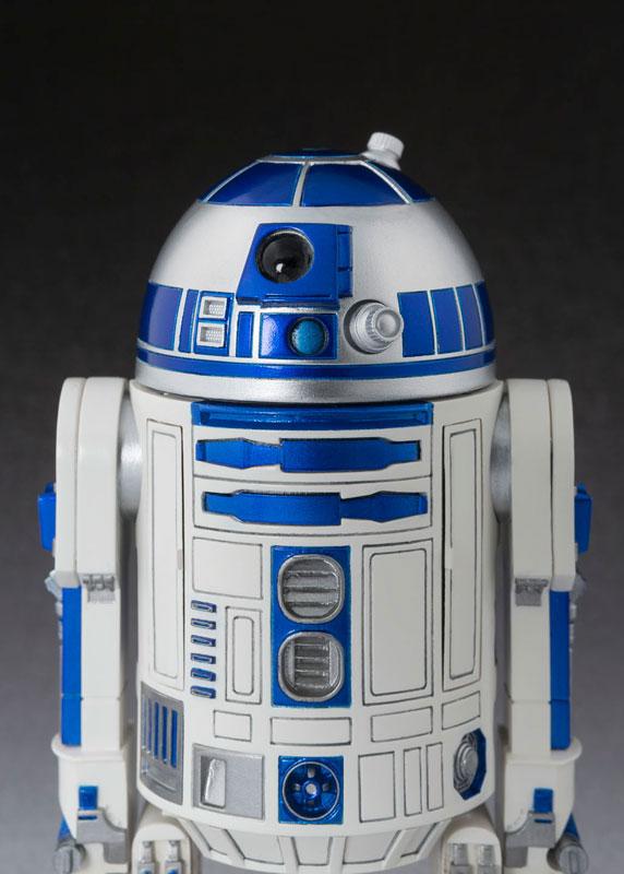 【再販】S.H.Figuarts『R2-D2(A NEW HOPE)』スター・ウォーズ 可動フィギュア-007