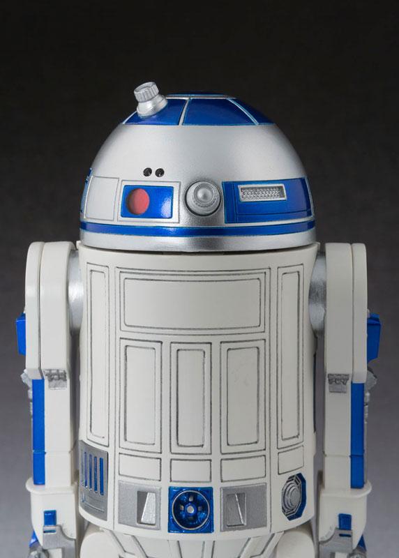 【再販】S.H.Figuarts『R2-D2(A NEW HOPE)』スター・ウォーズ 可動フィギュア-012